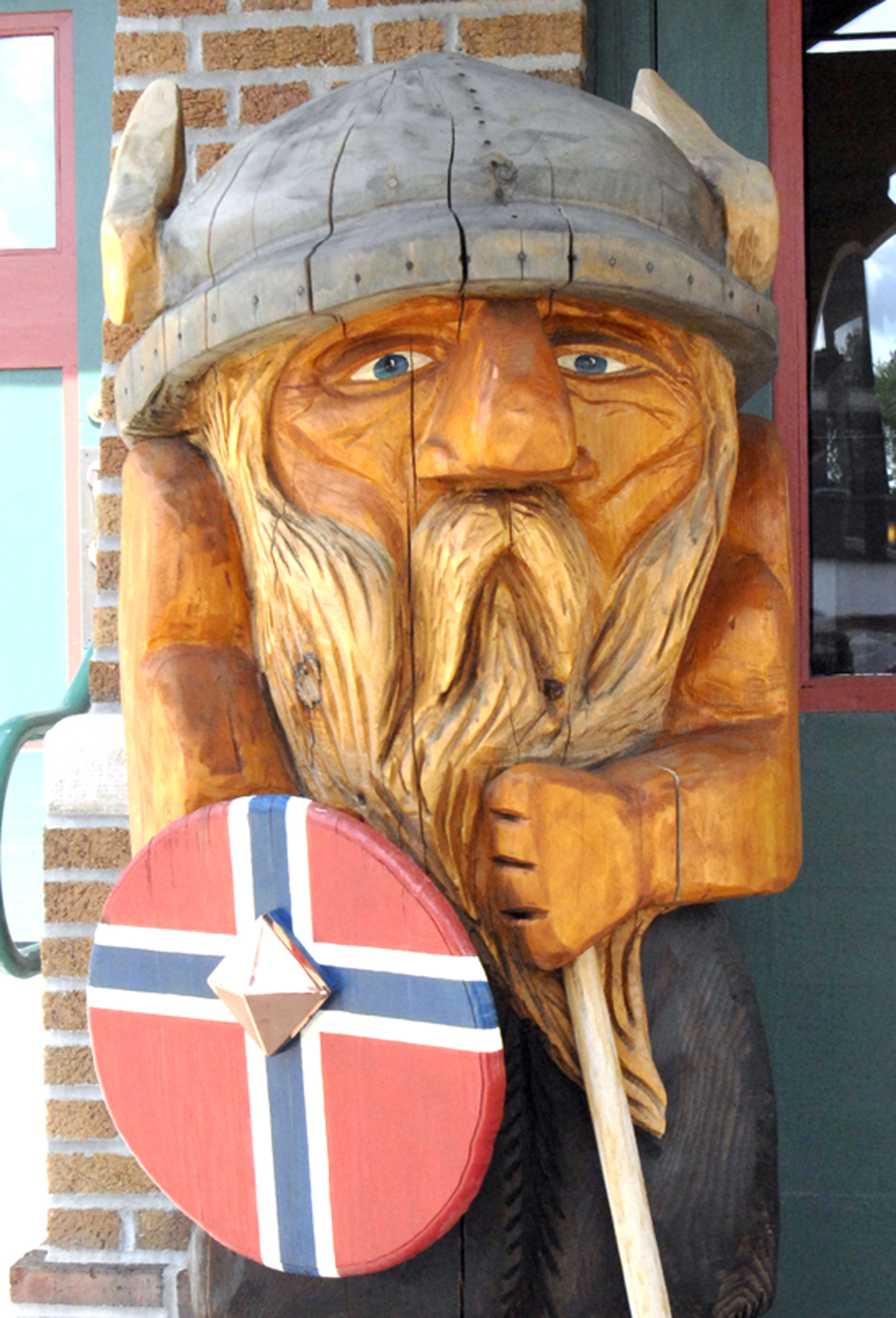 It's Norwegian Heritage Week in Thief River Falls. Numerous activities have been planned for the week. One of the unique attractions in the community is its trolls. Two more are expected to be added soon.